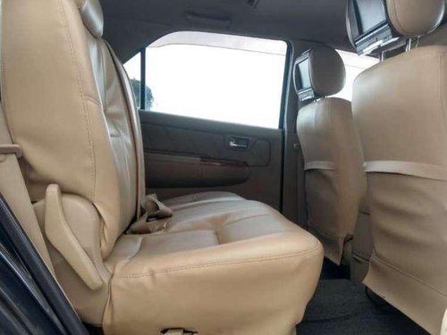 Used 2009 Toyota Fortuner MT for sale in Chennai