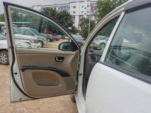 2012 Hyundai i10 Sportz AT for sale in Hyderabad
