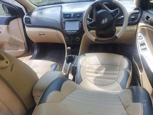 Hyundai Verna Fluidic 1.6 CRDi SX, 2016, Diesel MT in Kolkata