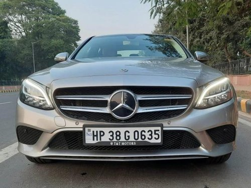 2020 Mercedes Benz C-Class Progressive C 220d AT in New Delhi