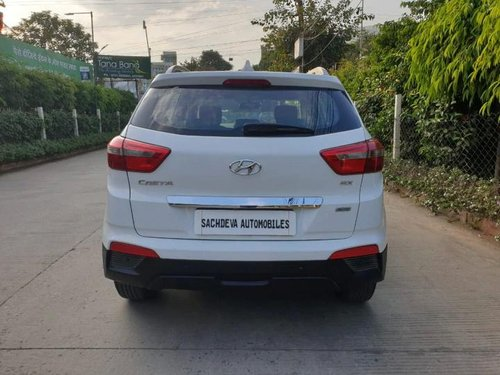Used 2017 Hyundai Creta 1.6 CRDi SX Plus Dual Tone MT in Indore