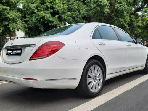Mercedes-Benz S-Class S 350 CDI 2016 AT in New Delhi-12