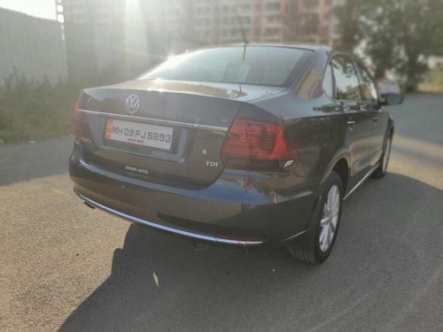2017 Volkswagen Vento 1.5 TDI Highline Plus AT in Pune