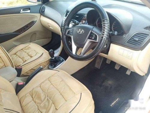 Hyundai Fluidic Verna 2015 MT for sale in Kollam