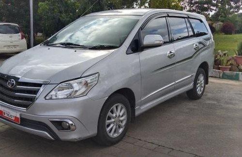 Used 2014 Toyota Innova 2.5 VX 7 STR MT in Bangalore