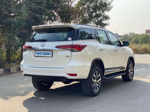 2017 Toyota Fortuner AT for sale in Ghaziabad