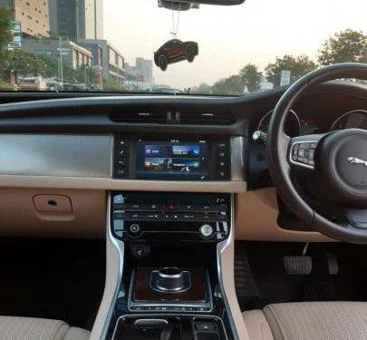 2017  Jaguar XF 2.0 Diesel Prestige AT in Ahmedabad
