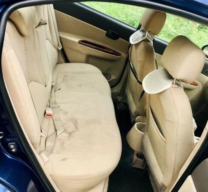 2009 Hyundai Verna CRDi SX ABS MT in Bangalore