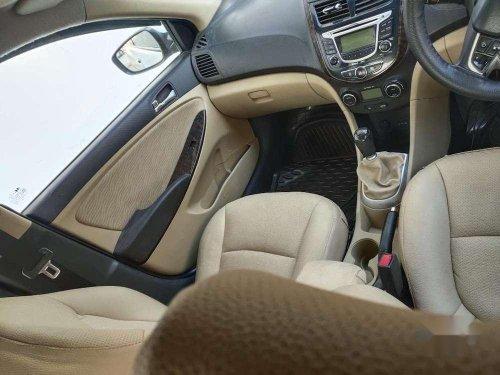 Hyundai Verna Fluidic 1.6 CRDi SX, 2012, Diesel MT in Yamunanagar
