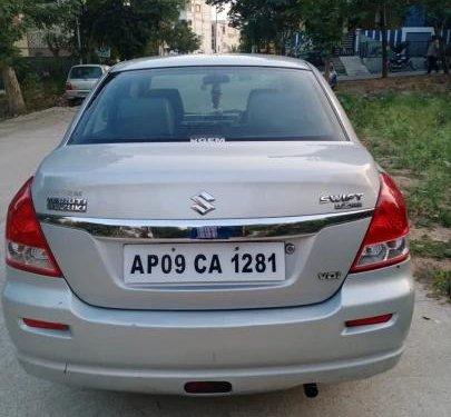 2010 Maruti Suzuki Swift Dzire MT for sale in Hyderabad