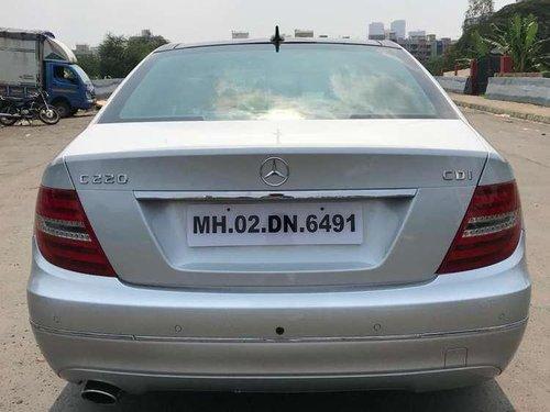 2014 Mercedes Benz C-Class C 220 CDI Avantgarde AT in Mumbai