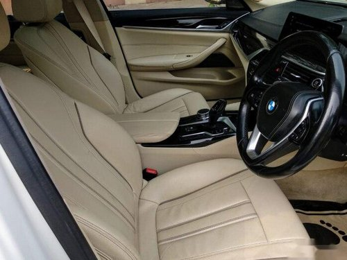 2017 BMW 5 Series 2013-2017 AT for sale in New Delhi