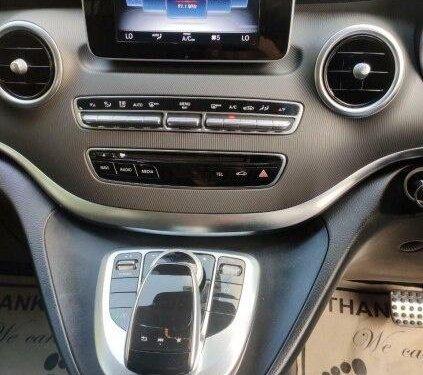 2019 Mercedes-Benz V-Class Exclusive AT in New Delhi