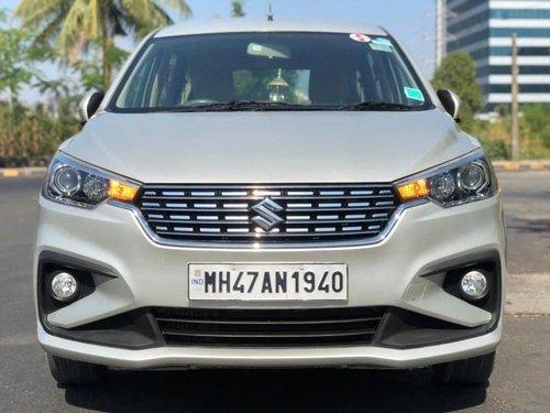 2019 Maruti Suzuki Ertiga ZDI Plus MT in Mumbai