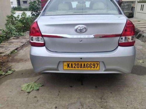 2018 Toyota Etios GD MT for sale in Nagar