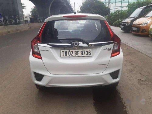 Honda Jazz V Automatic, 2016, Petrol AT in Chennai
