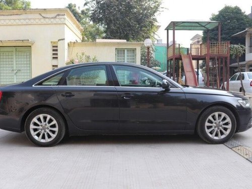 2012 Audi A6 2011-2015 AT for sale in Ahmedabad