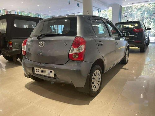 Toyota Etios Liva V 2015 MT for sale in Madgaon
