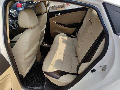 Used 2014 Hyundai Verna 1.6 SX MT in Hyderabad