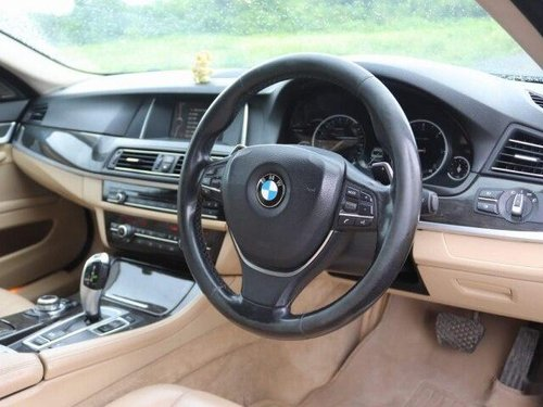 Used 2014 BMW 5 Series 2013-2017 AT for sale in Ahmedabad