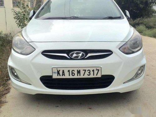 Hyundai Verna 1.6 CRDI 2012 MT for sale in Chitradurga