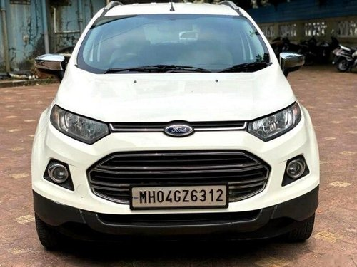 2015 Ford Ecosport 1.5 DV5 MT Titanium Optional in Mumbai-7