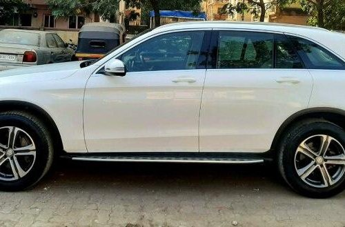 2017 Mercedes Benz GLC AT for sale in Mumbai