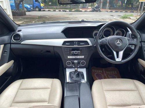 2012 Mercedes Benz C-Class C 250 CDI Elegance AT in Bangalore