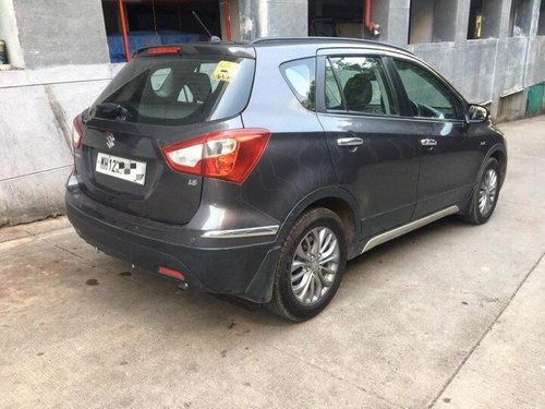 2017 Maruti Suzuki S Cross MT for sale in Pune-9