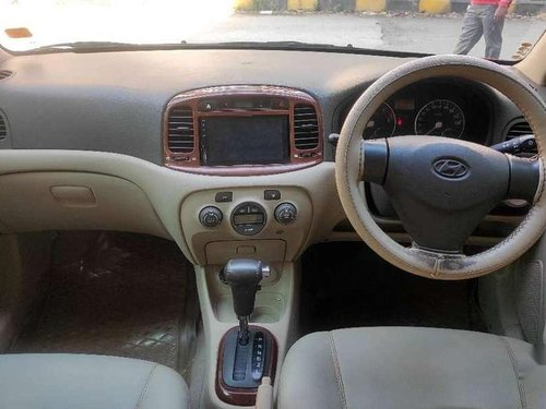 2009 Hyundai Verna CRDi SX AT for sale in Hyderabad