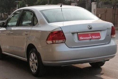 2012 Volkswagen Vento Petrol Highline MT in Ahmedabad