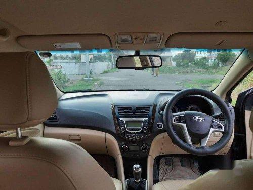 Hyundai Verna Fluidic 1.6 CRDi SX Opt, 2012, Diesel MT in Coimbatore