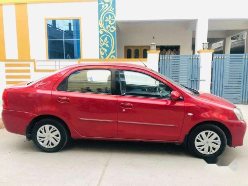 2012 Toyota Etios GD MT for sale in Hyderabad