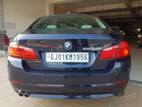 2011 BMW 5 Series 525d Sedan AT in Ahmedabad