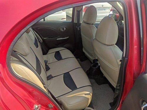 Nissan Micra XV CVT 2016 AT in Hyderabad