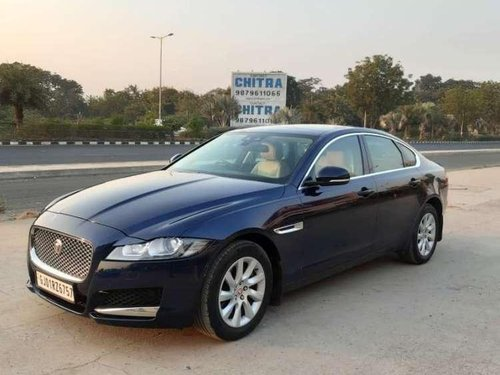 Used 2017 Jaguar XF Diesel AT in Ahmedabad