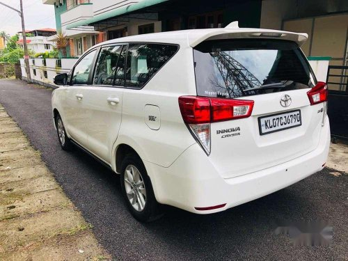 Used Toyota Innova Crysta 2017 AT for sale in Kochi