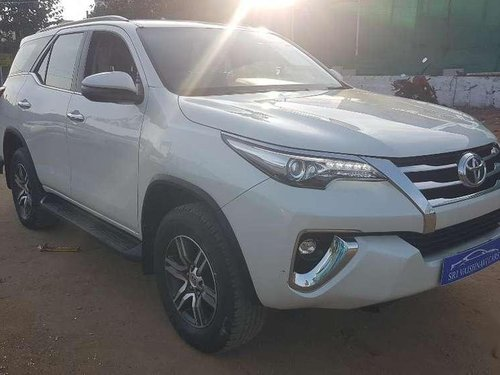 Used 2017 Toyota Fortuner AT for sale in Hyderabad