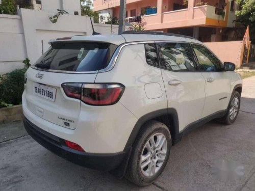 Jeep Compass 1.4 Limited Plus 2015 MT for sale in Hyderabad