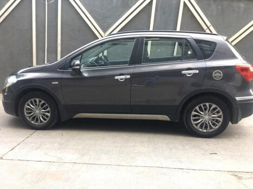 2017 Maruti Suzuki S Cross MT for sale in Pune