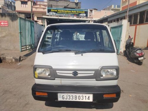 2015 Maruti Suzuki Omni MPI STD MT for sale in Ahmedabad