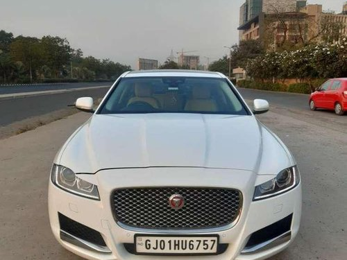 2017 Jaguar XF Diesel AT for sale in Ahmedabad
