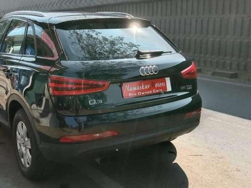 2015 Audi Q3 35 TDI Quattro Premium AT in Pune