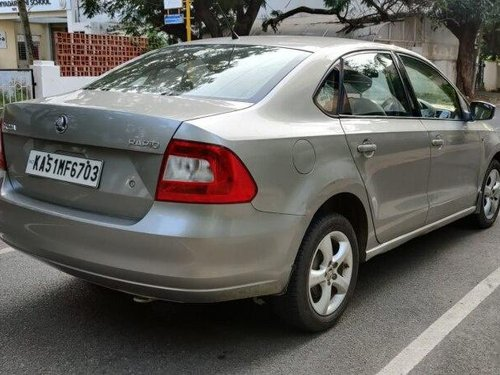 2014 Skoda Rapid 1.5 TDI Ambition Plus MT in Bangalore