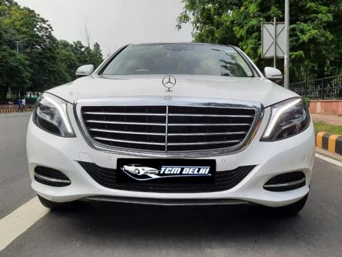 Mercedes-Benz S-Class S 350 CDI 2016 AT in New Delhi-18