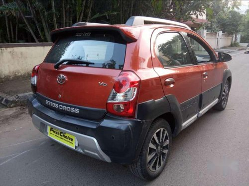 Used 2014 Toyota Etios Cross MT for sale in Chennai