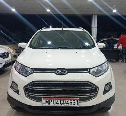 2016 Ford EcoSport 1.5 TDCi Titanium Plus MT for sale in Bhopal