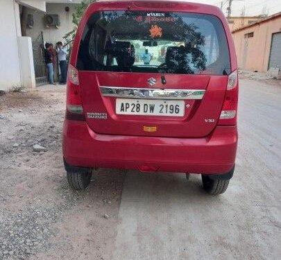 Maruti Suzuki Wagon R VXI 2013 MT in Hyderabad