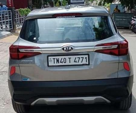 Used 2020 Kia Seltos MT for sale in Coimbatore