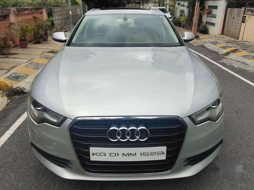 Used 2015 Audi A6 35 TDI AT for sale in Nagar